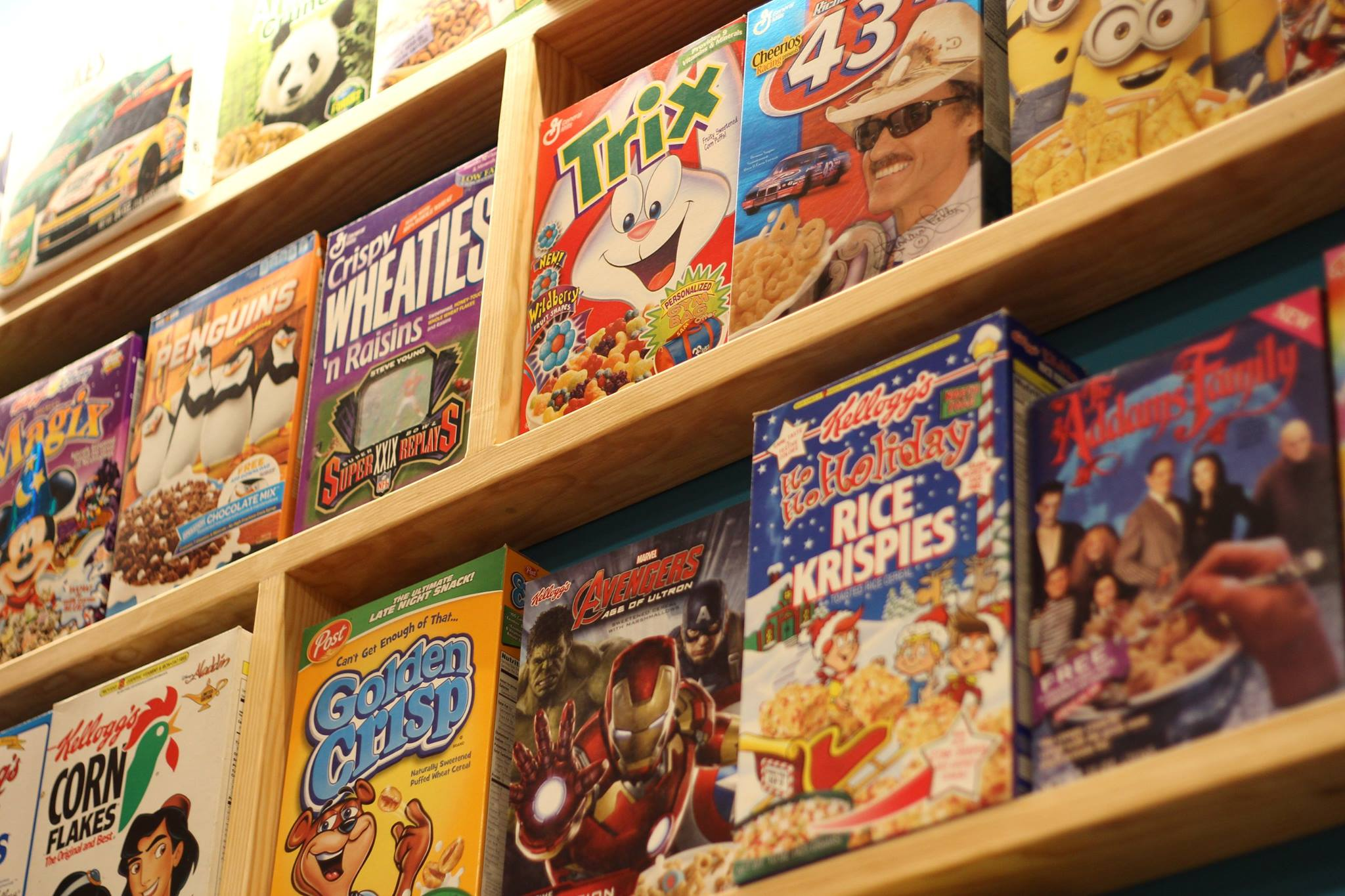 cereals hunters wag1mag