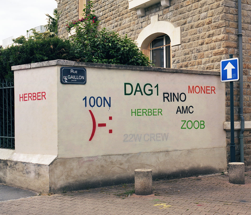 WAG1MAG GRAFFITI