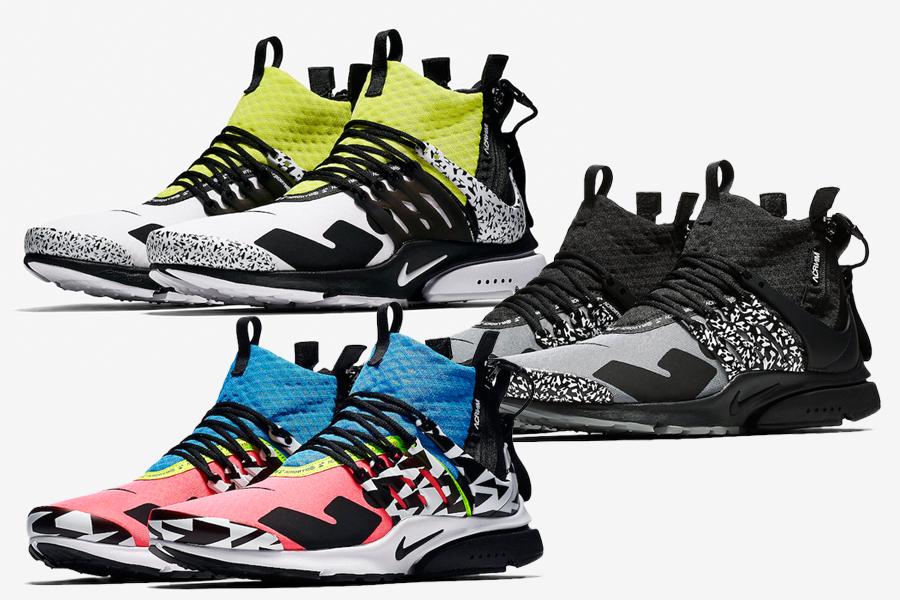 buy online 63c0e ad022 Nike Air Presto Mid x ACRONYM