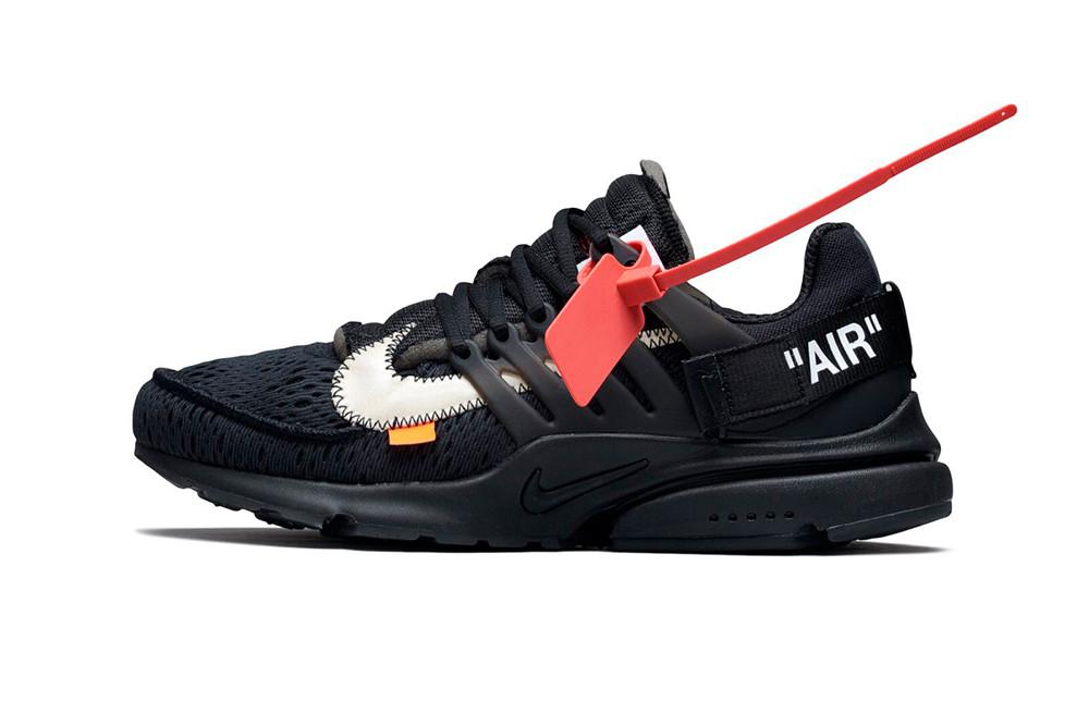 brand new 0e69d eef68 ¿DONDE COMPRAR las Off-White ™ x Nike Air Presto en negro  😍