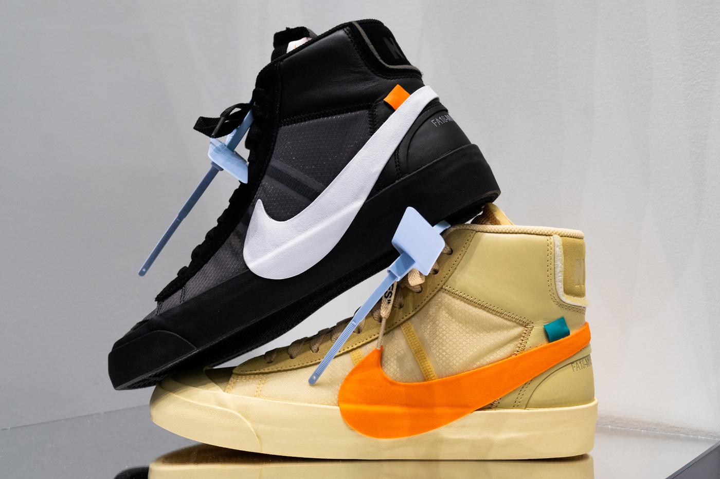 Off-White ™ x Nike Blazer