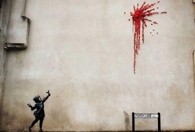 bansky-bristol-wag1mag Imagen: Reuters