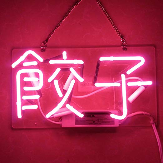 chinese-neon-wag1mag Vía Pinterest
