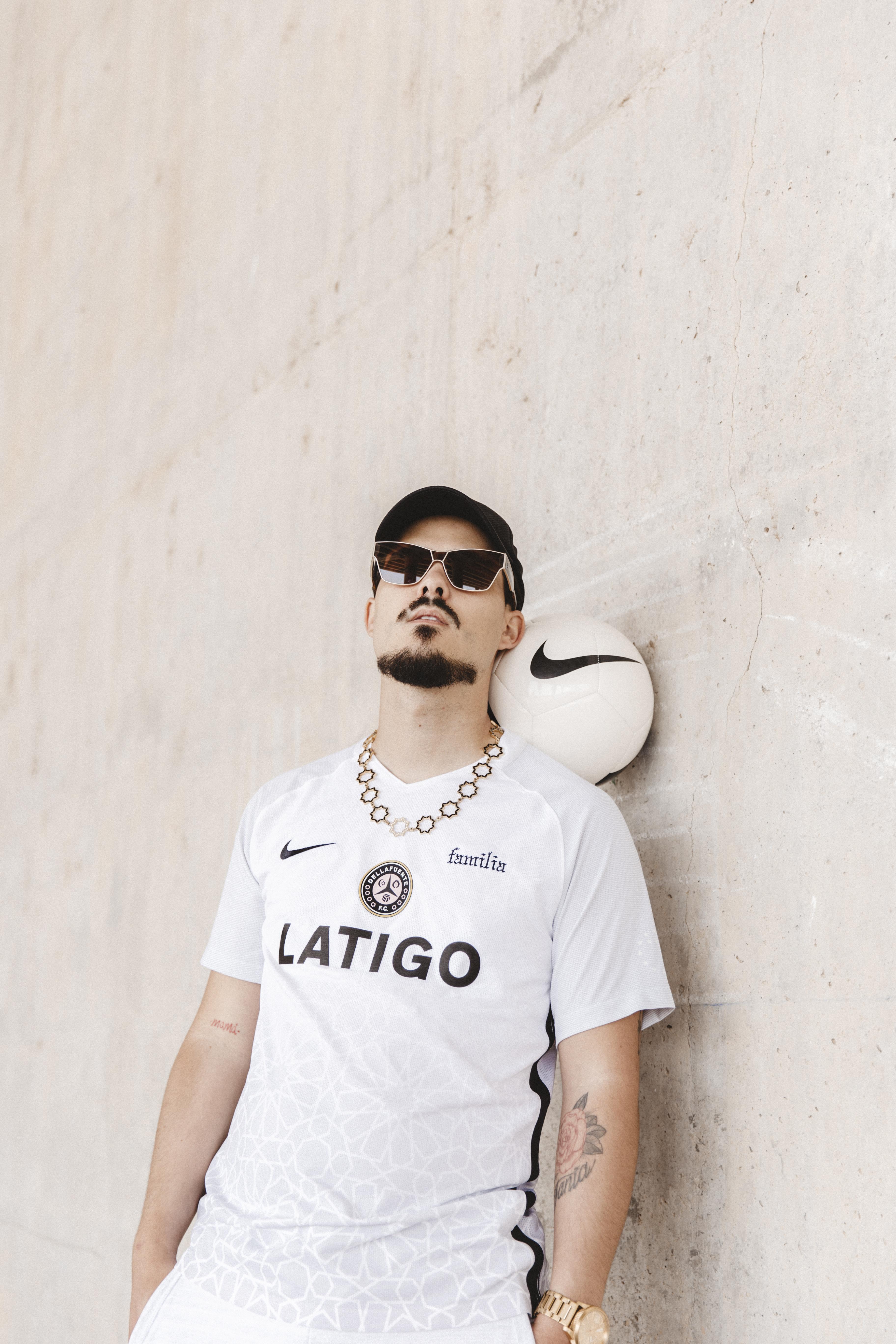 Nike Latigo Y c F Dellafuente Primera Equipación 2018 Presentan rwrRq