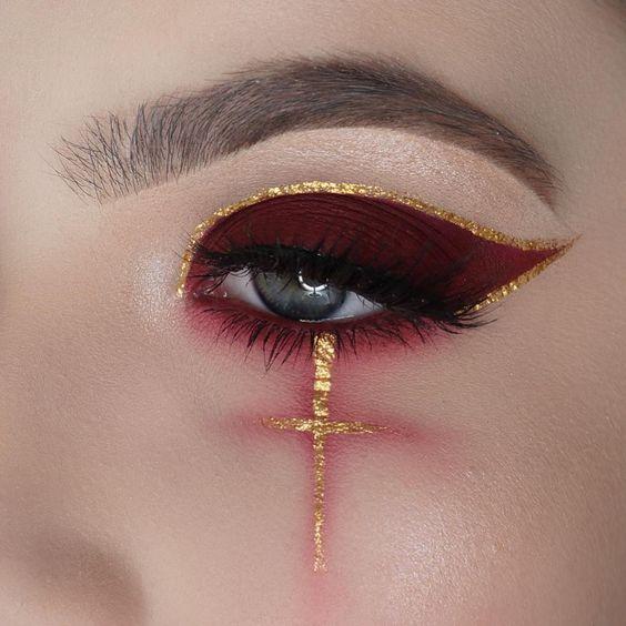 lagrima-cruz-maquillaje-wag1mag