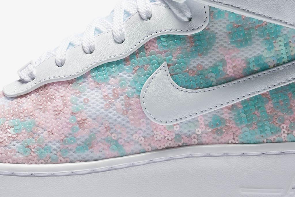 Nike inspiradas en la cenicineta