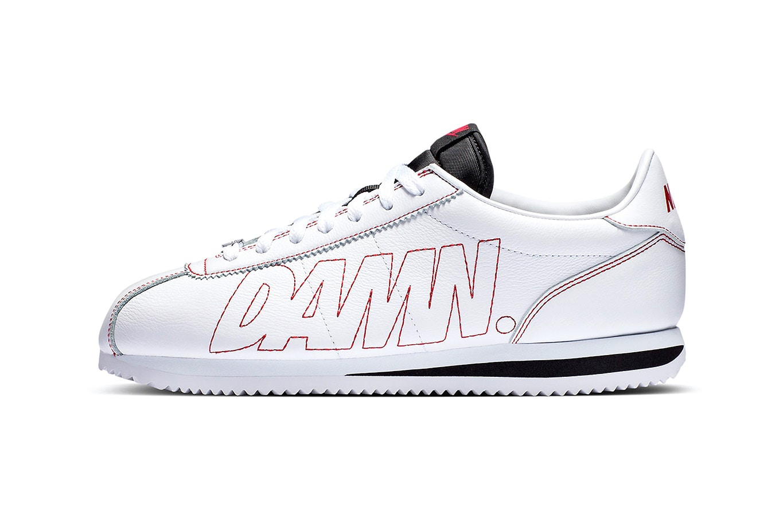 """buy popular c9dde 8437d KENDRICK LAMAR presenta su colab  las Nike Cortez """"Kenny I"""" 😍"""