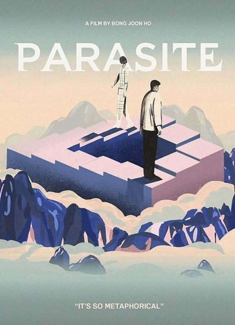 parasite-cartel-wag1mag Vía https://www.instagram.com/parasite_movie_art_gallery/
