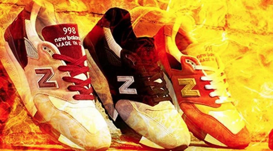 zapatillas new balance y trump