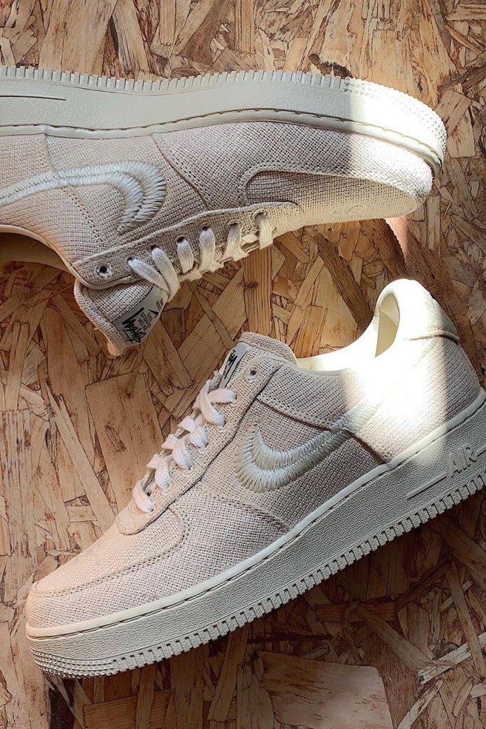 Compatible con en general Popular  Stüssy x Nike: anuncian la colabo de la Air Force 1 de CÁÑAMO