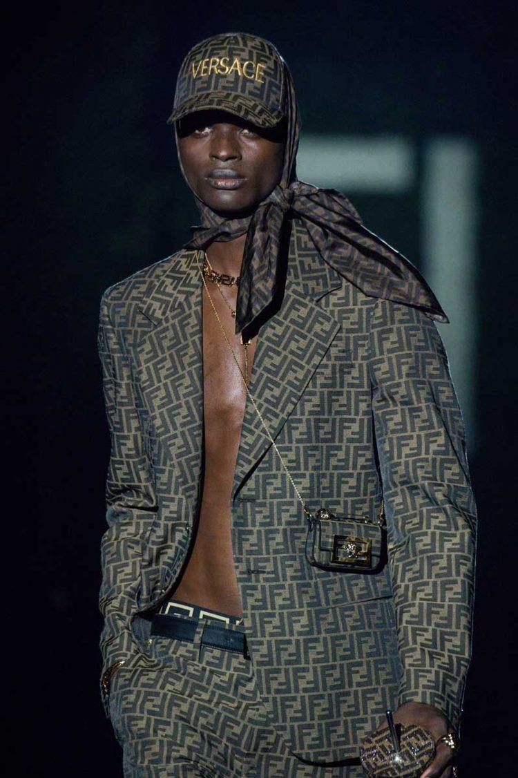 Fendi x Versace